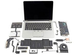 Mac Reservedele