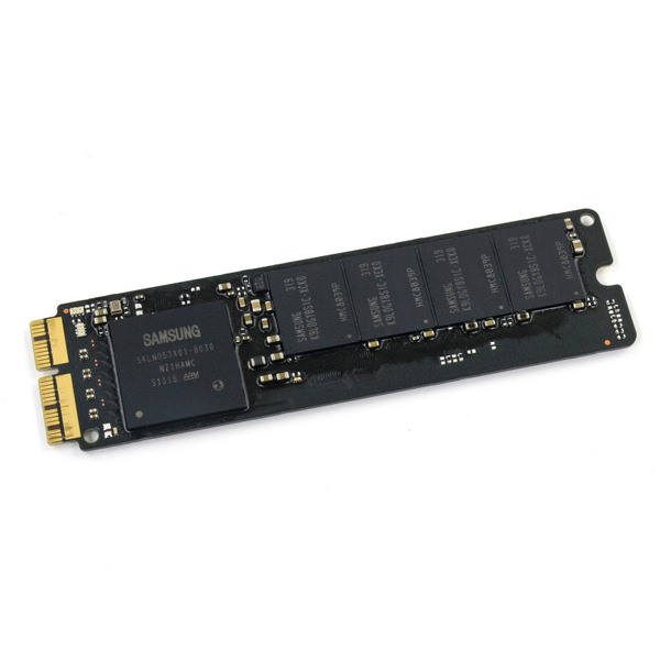 macbook ssd