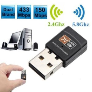 2.4G 5G Hz Wireless Lan-Card USB