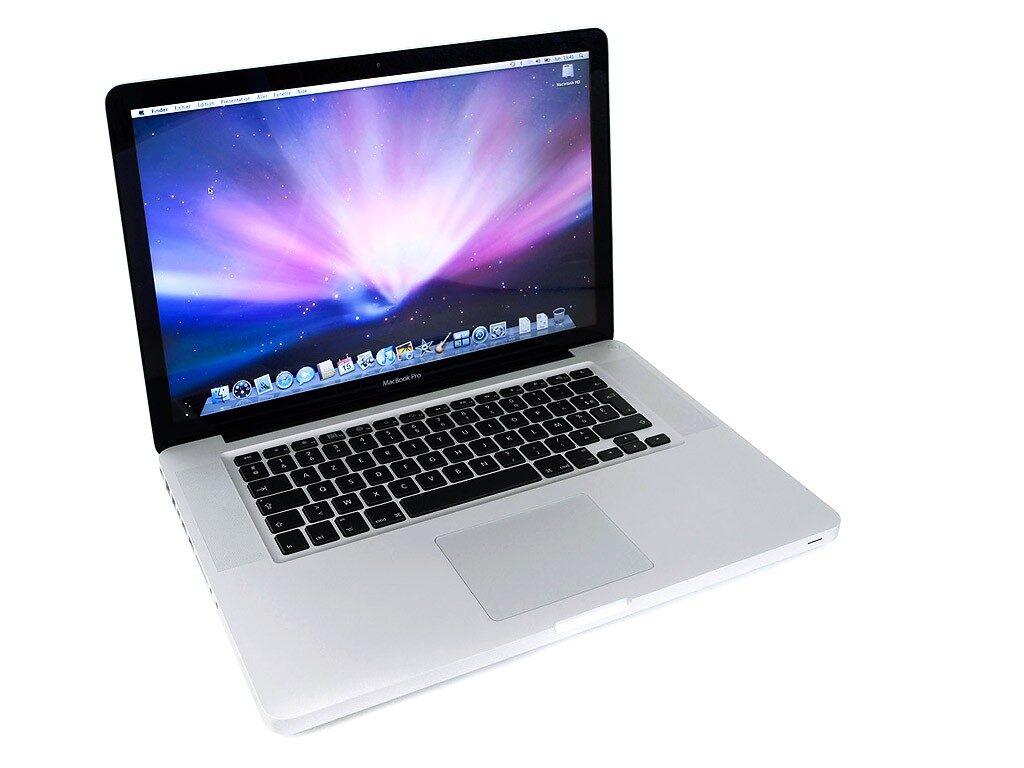 Apple MacBook Pro 17″ 3,06GHz Core 2 256GB SSD 8GB Ram