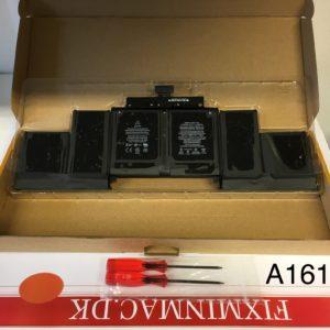 macbook batteri A1618