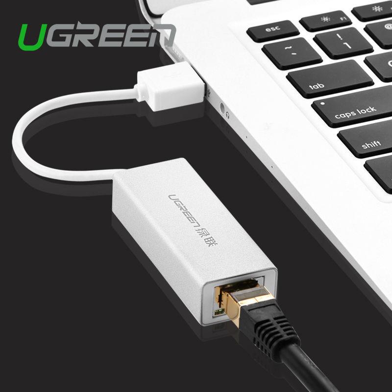 USB 3.0 Gigabit Ethernet Adapter 1000Mbps