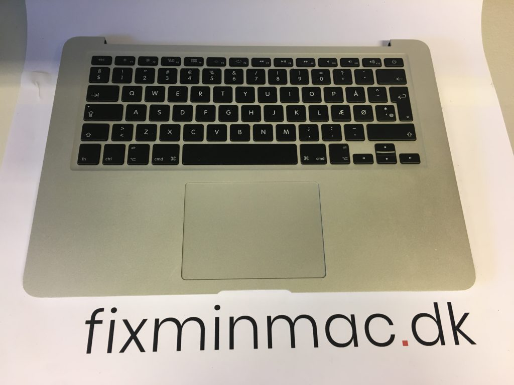 MacBook Air 13″2012 Upper Case Assembly