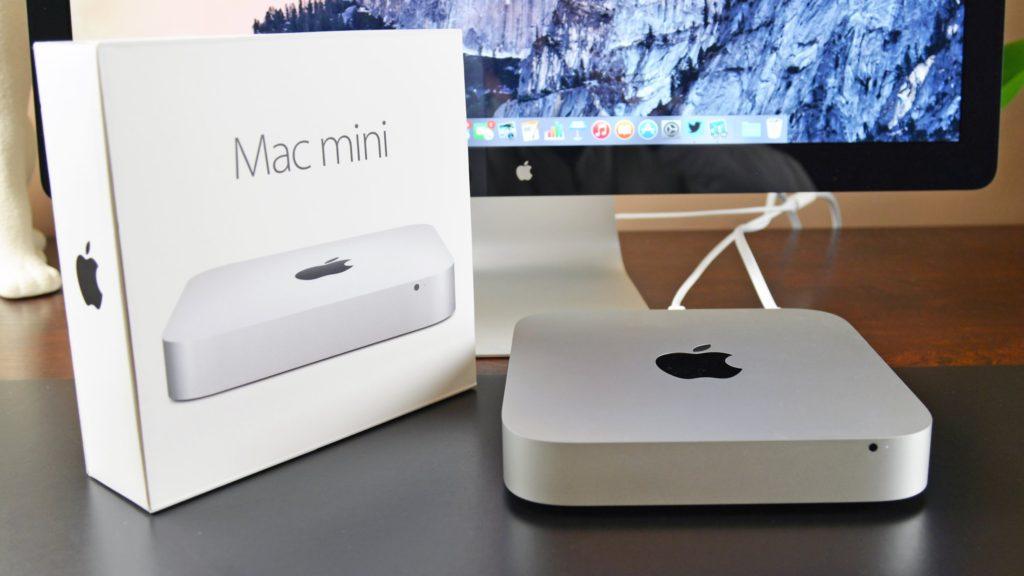 mac mini reparation