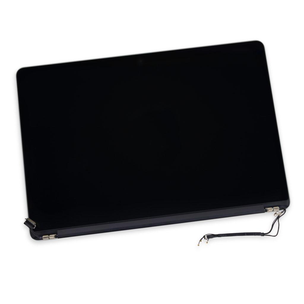 MacBook Pro 15″ Retina Mid 2012 – Early 2013 komplet skærm