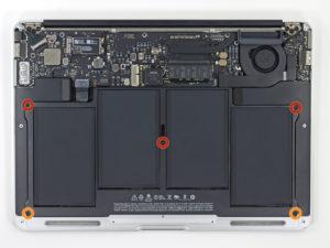 macbook air reparation