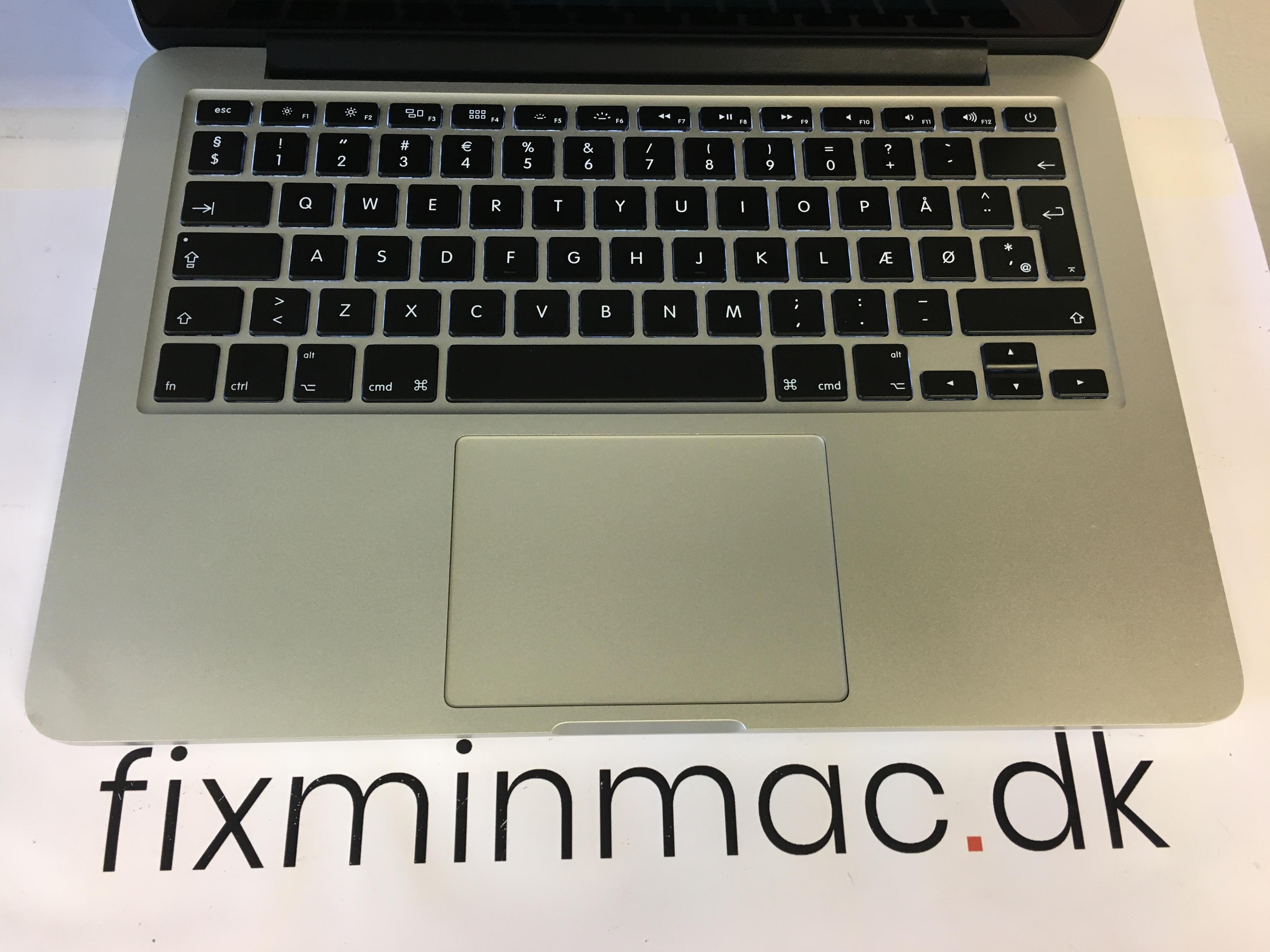 tastatur topcase A1502