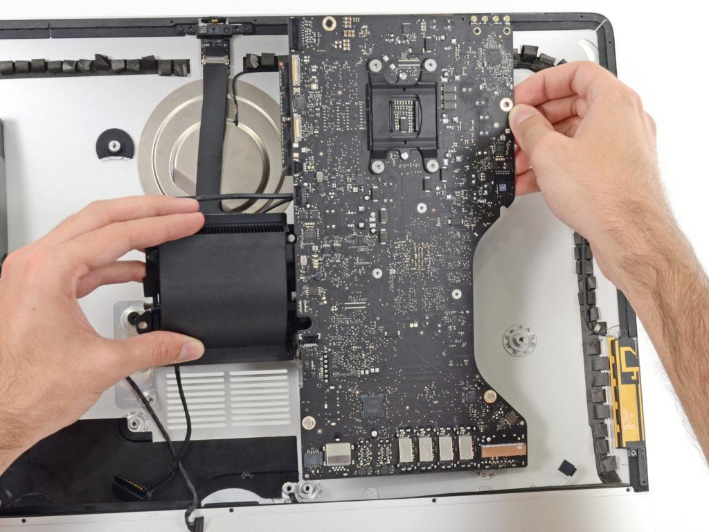 Logic board iMac 21.5″ A1418 Late 2012