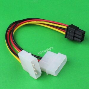 Intern splitter adapter - 2 x 5.25 MAC PRO