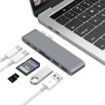 USB-C 3.1 Macbook hub