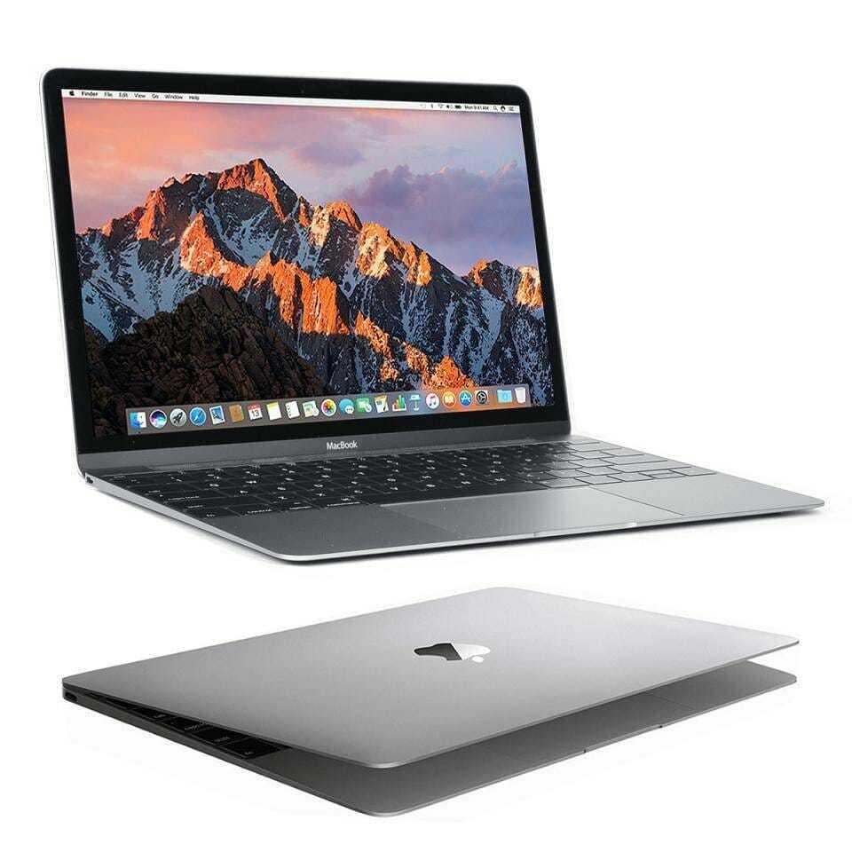Apple MacBook 12″ 1,1GHz 256GB SSD 8GB Ram