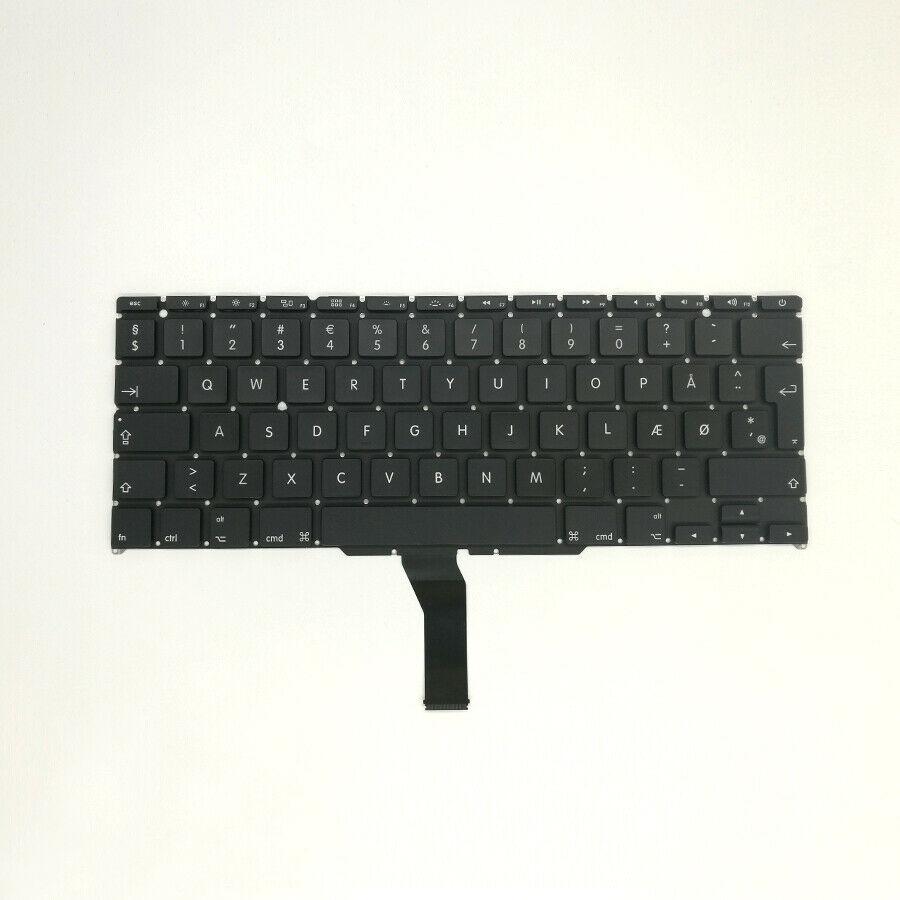 Macbook Air A1465 tastatur med Dansk layout