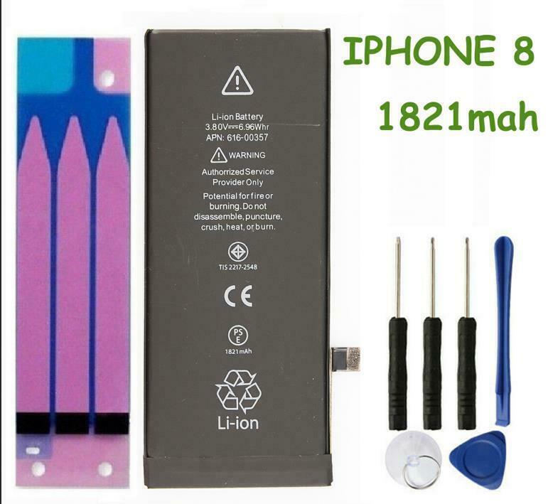 Iphone 8 batteri