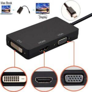 Mini DisplayPort til HDMI
