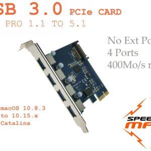 usb 3 mac pro pcle