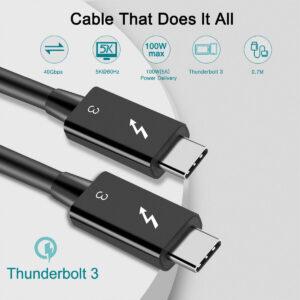 Thunderbolt 3 kabel