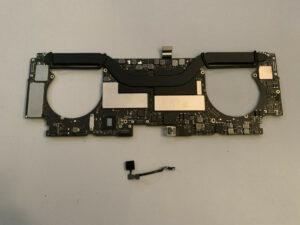 bundkort logicboard A1707