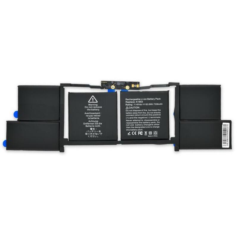 A1953 batteri til macbook pro 15