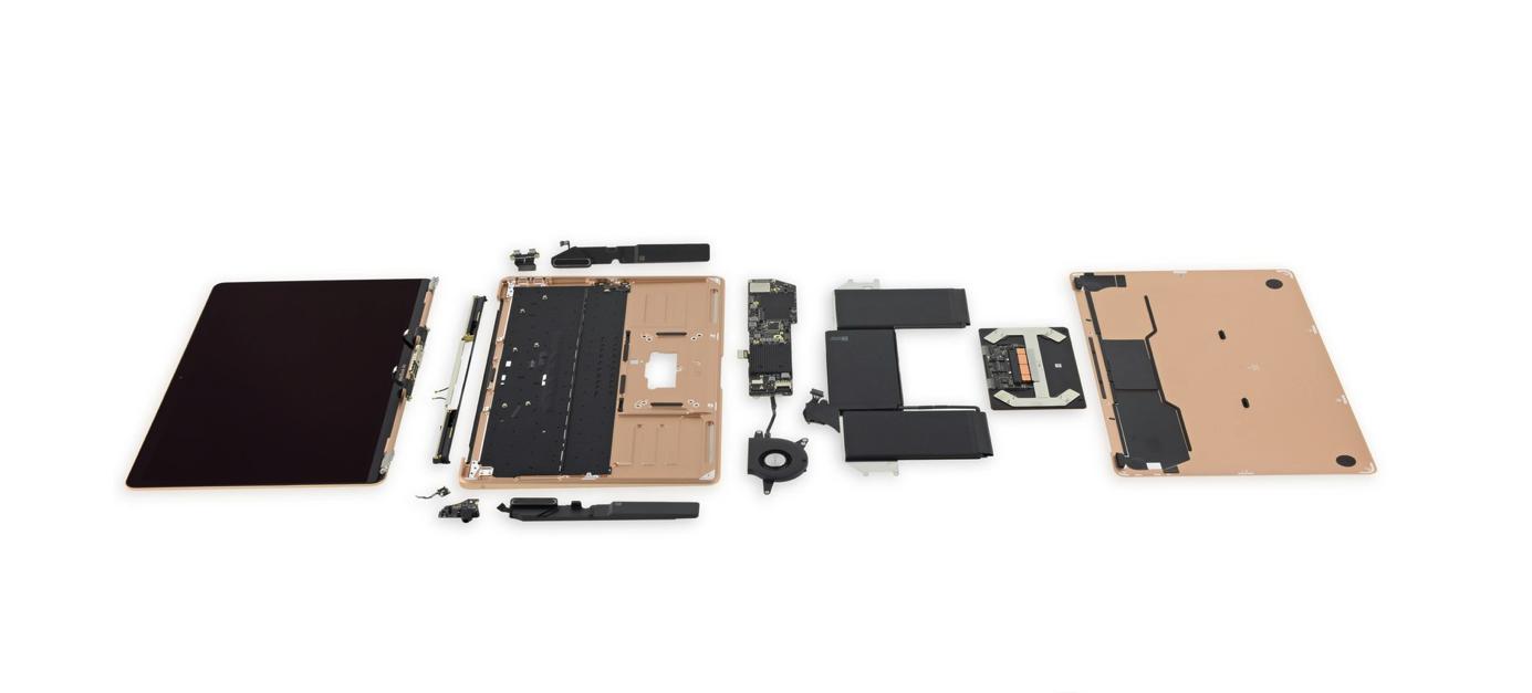 Macbook Air 2018 2019 2020 reparation